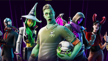 """Upcoming """"Broom Box"""" item found by Fortnite dataminers may include a new traversal option."""
