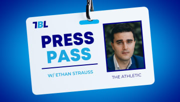 Ethan Strauss, The Athletic