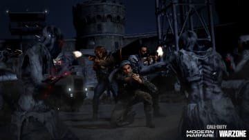 New Warzone radiation zones are turning players into zombies.