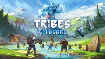 Tribes of Midgard may have crossplay eventually, but it won't launch with the feature.