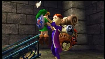 The Legend of Zelda: Majora's Mask has returned once before, will it do so again?