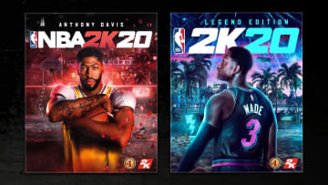 Adding a created player is easy to do in NBA 2K20.