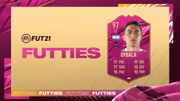 Dybala atua na Juventus