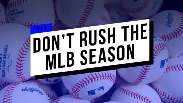 We all want baseball back in action, but the newest idea may not be the way to go.