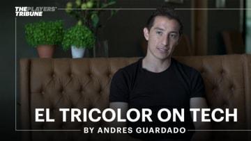 El Tricolor on Tech - Andres Guardado