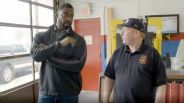Home Away From Home - Justin Tuck