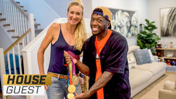 Houseguest with Nate Robinson and Kerri Walsh-Jennings