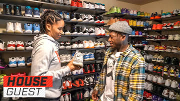 "Houseguest with Nate Robinson and Tamera ""Ty"" Young"