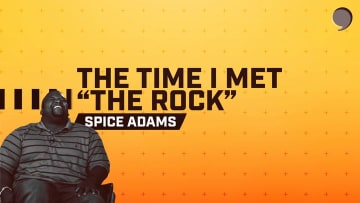 How Spice Adams Met the Rock | How It Happened