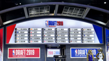 NBA Draft Board (Photo by Sarah Stier/Getty Images)