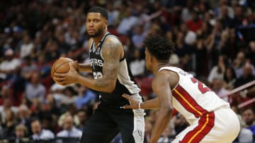 San Antonio Spurs Rudy Gay (Photo by Michael Reaves/Getty Images)