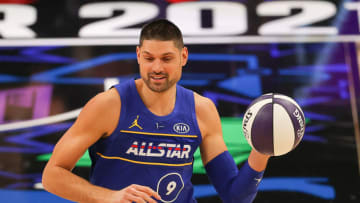 Nikola Vucevic (Photo by Kevin C. Cox/Getty Images)