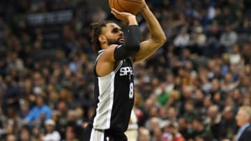 San Antonio Spurs Patty Mills (Photo by Stacy Revere/Getty Images)