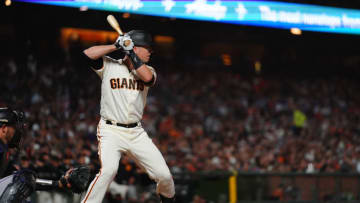 SF Giants fans will be happy to welcome Buster Posey back to the lineup in 2021. (Photo by Daniel Shirey/Getty Images)