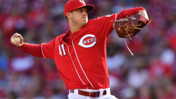 CINCINNATI, OH - SEPTEMBER 30: Matt Wisler #41 of the Cincinnati Reds pitches in the sixth inning against the Pittsburgh Pirates at Great American Ball Park on September 30, 2018 in Cincinnati, Ohio. Pittsburgh defeated Cincinnati 6-5 in 10 innings. (Photo by Jamie Sabau/Getty Images)