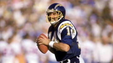 1987: Quarterback Dan Fouts