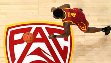 USC basketball's home court. (Jayne Kamin-Oncea/Getty Images)
