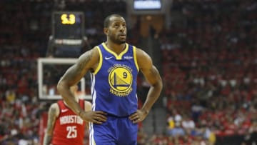 Golden State Warriors Andre Iguodala (Photo by Tim Warner/Getty Images)