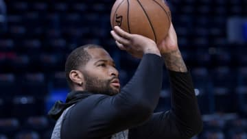 DeMarcus Cousins (Photo by Thearon W. Henderson/Getty Images)