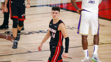 Tyler Herro #14 of the Miami Heat (Photo by Kevin C. Cox/Getty Images)