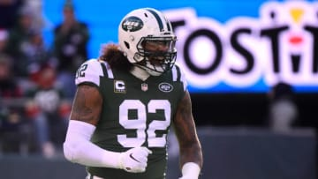 New York Jets Leonard Williams (Photo by Steven Ryan/Getty Images)