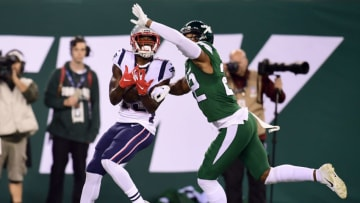 NY Jets, Trumaine Johnson (Photo by Emilee Chinn/Getty Images)
