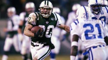 Wayne Chrebet, New York Jets. (Photo by Ezra Shaw/Getty Images)