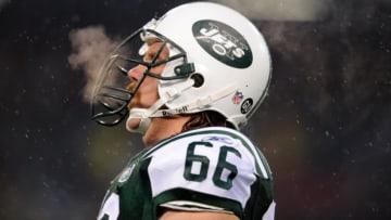 NY Jets, Alan Faneca (Photo by Rob Tringali/Sportschrome/Getty Images)