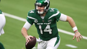 NY Jets, Sam Darnold (Photo by Sean M. Haffey/Getty Images)
