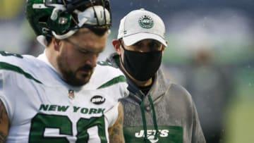 NY Jets Mandatory Credit: Joe Nicholson-USA TODAY Sports