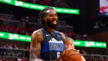Dallas Mavericks DeAndre Jordan Copyright 2018 NBAE (Photo by Scott Cunningham/NBAE via Getty Images)