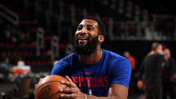 Dallas Mavericks Andre Drummond Copyright 2019 NBAE (Photo by Chris Schwegler/NBAE via Getty Images)