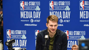 Dallas Mavericks Luka Doncic Copyright 2019 NBAE (Photo by Juan Ocampo/NBAE via Getty Images)