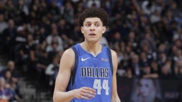 Dallas Mavericks Justin Jackson Copyright 2019 NBAE (Photo by Rocky Widner/NBAE via Getty Images)