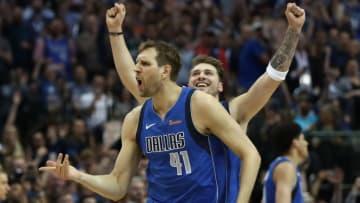Dallas Mavericks Dirk Nowitzki (Photo by Ronald Martinez/Getty Images)