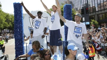 Dallas Mavericks Dirk Nowitzki Copyright 2011 NBAE (Photo by Glenn James/NBAE via Getty Images)