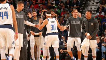 Dallas Mavericks Seth Curry Copyright 2019 NBAE (Photo by Layne Murdoch Jr./NBAE via Getty Images)