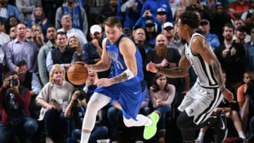 Dallas Mavericks Luka Doncic Copyright 2019 NBAE (Photo by Glenn James/NBAE via Getty Images)