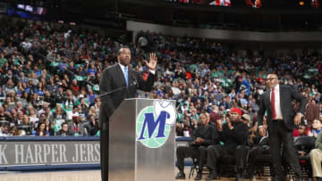 Rolando Blackman, Dallas Mavericks. (Photo by Danny Bollinger/NBAE via Getty Images)