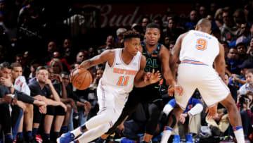 NBA Draft Frank Ntilikina Copyright 2018 NBAE (Photo by Matteo Marchi/NBAE via Getty Images)
