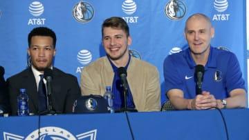 NBA Draft 2020 Dallas Mavericks Luka Doncic Copyright 2018 NBAE (Photo by Glenn James/NBAE via Getty Images)