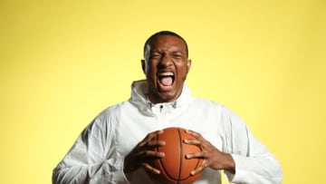 CHICAGO, IL - MAY 15: NBA Draft Prospect, Wendell Carter poses for a portrait during the 2018 NBA Combine circuit on May 15, 2018 at the Intercontinental Hotel Magnificent Mile in Chicago, Illinois. NOTE TO USER: User expressly acknowledges and agrees that, by downloading and/or using this photograph, user is consenting to the terms and conditions of the Getty Images License Agreement. Mandatory Copyright Notice: Copyright 2018 NBAE (Photo by Joe Murphy/NBAE via Getty Images)