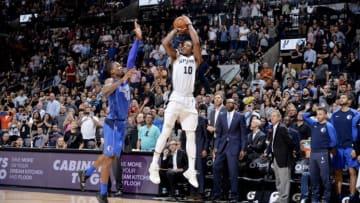 Dallas Mavericks Copyright 2018 NBAE (Photos by Mark Sobhani/NBAE via Getty Images)