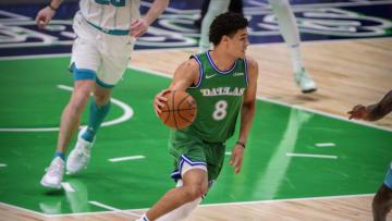 Dallas Mavericks Josh Green Mandatory Credit: Jerome Miron-USA TODAY Sports