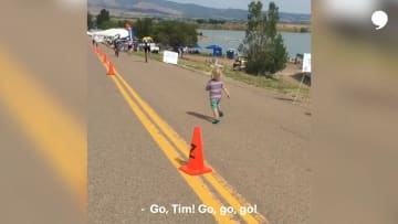 Ironman World-Record Holder Tim Don Recovers