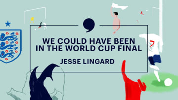 """Jesse Lingard: """"We Could Have Been In the World Cup Final"""""""