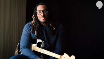 Joe Barksdale opens up about his lifelong fight with depression