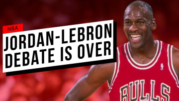 Jordan-LeBron Debate is Over