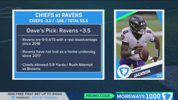 Kansas City Chiefs and Baltimore Ravens Week 2 Preview - More Ways to Win