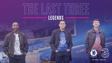 """""""My friends, you look good!"""" Football legends Jimmy Floyd Hasselbaink, Gus Poyet and Tore André Flo are reunited to break down the game's top stars, teams and current Chelsea FC players."""